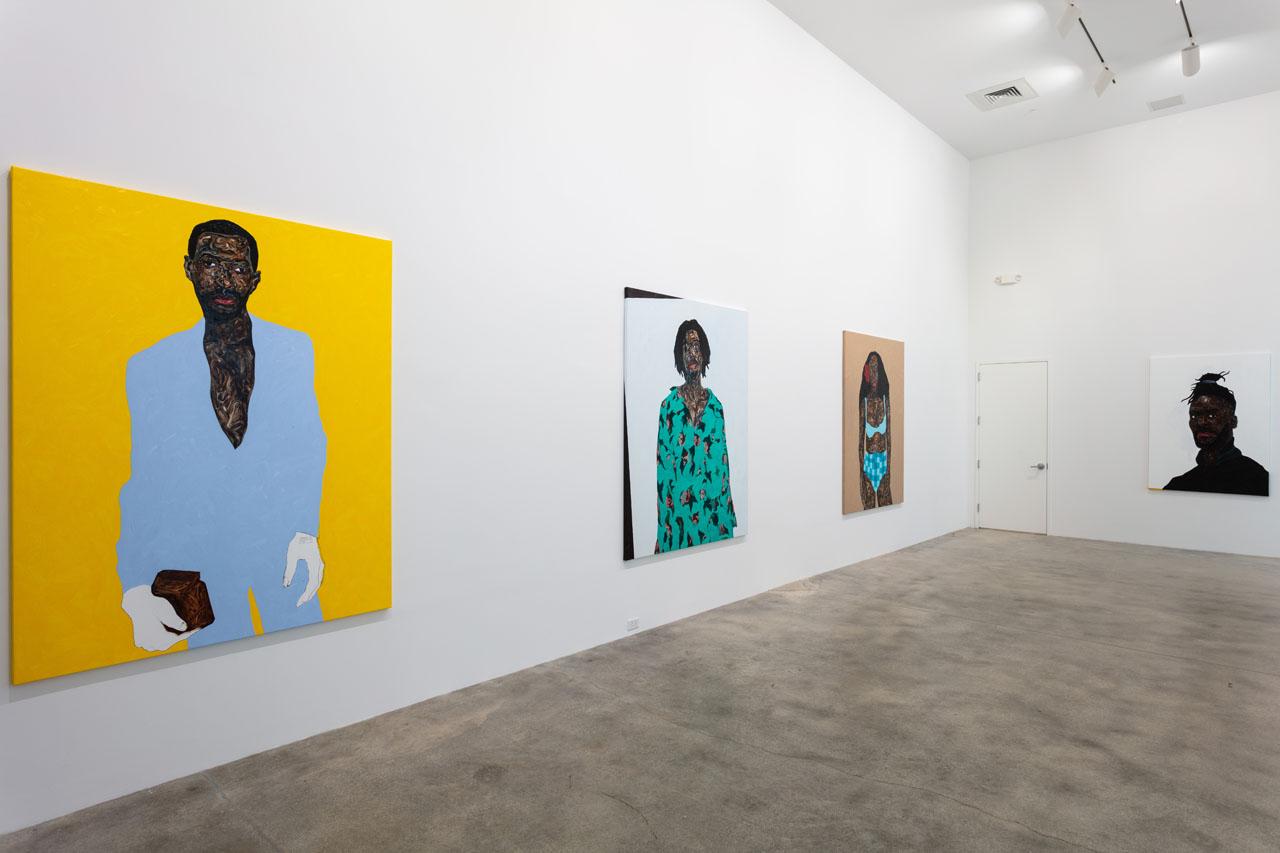 Amoako Boafo: 2019 Artist-in-Residence @ Rubell Museum